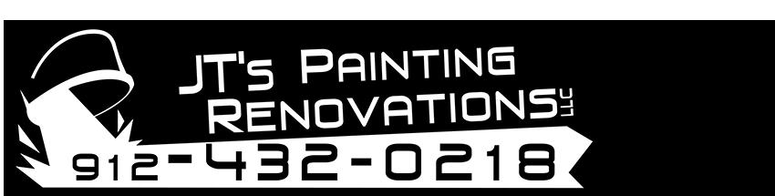 JT's Painting & Renovations, LLC's Logo